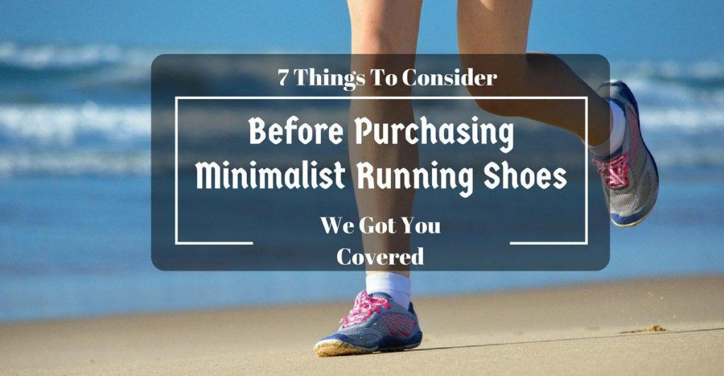 new style 57633 685e2 How To Choose The Best Minimalist Running Shoes. Reviews ...