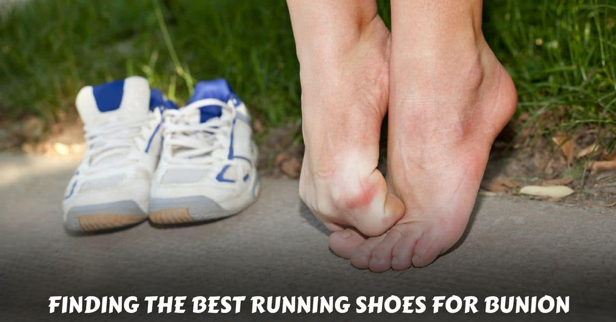 best running shoes for bunion