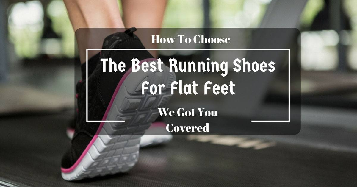 best running shoe for flat feet