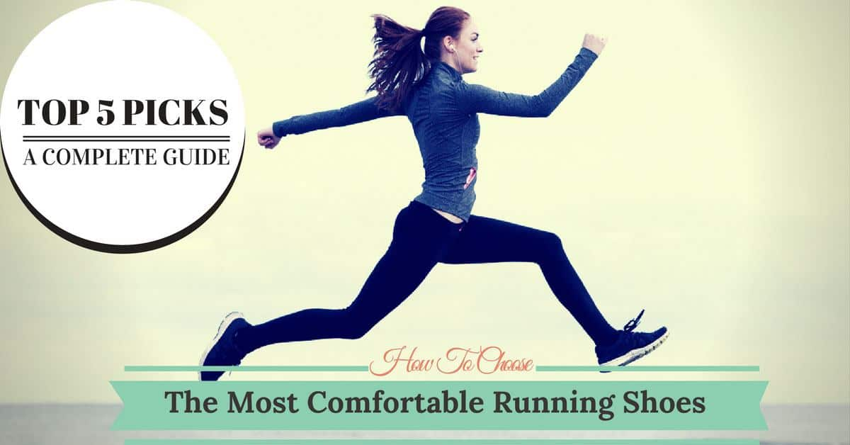 most comfortable running shoes