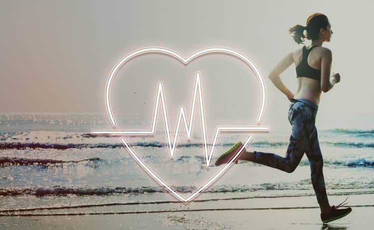 Running helps with cardiovascular health