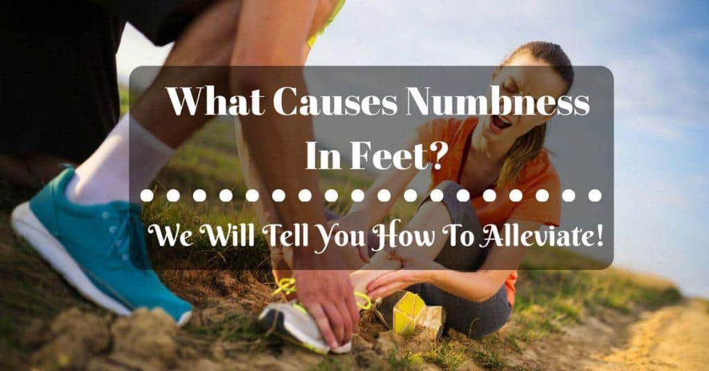 what causes numbness in feet