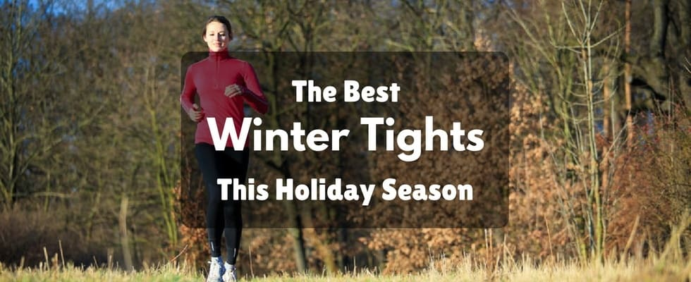 Best winter running tights