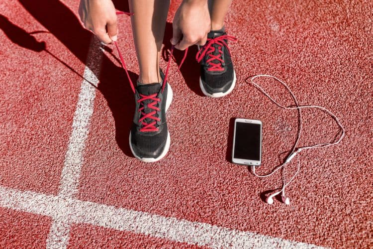 getting a running for weight loss app can help you with that