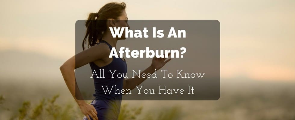 what is an afterburn
