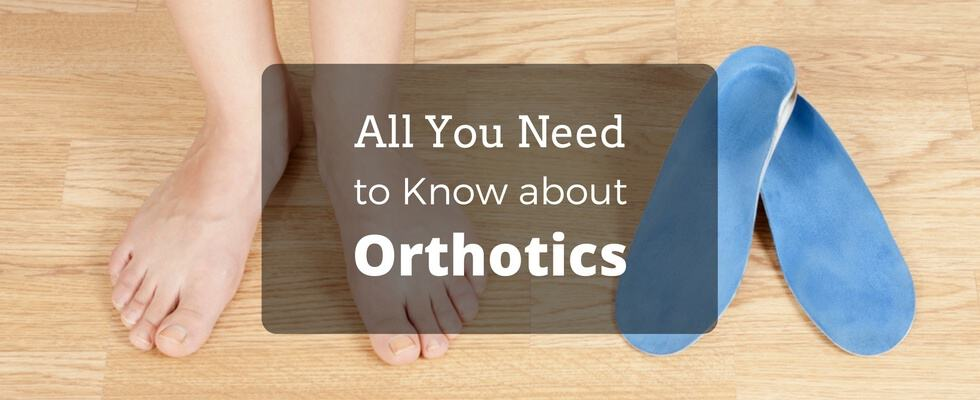 what is orthotics